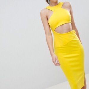 ASOS Cutout Dress
